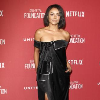 Kat Graham religiously removes makeup before heading to bed