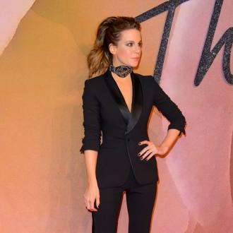 Kate Beckinsale has 'never' drunk an alcoholic beverage