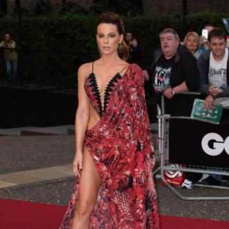 Kate Beckinsale quarantining with Goody Grace