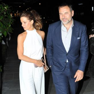 Kate Beckinsale dismisses David Walliams romance speculation