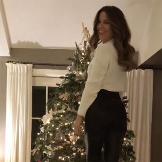 Kate Beckinsale's Christmas tribute to Queen