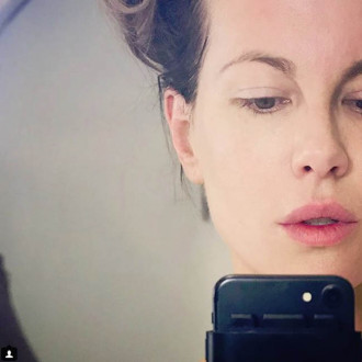 Kate Beckinsale hates it when people assume she's had Botox