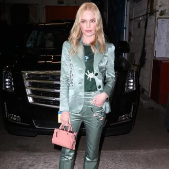 Kate Bosworth's father inspired her love of fashion