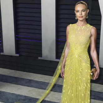 Kate Bosworth had swimming bear