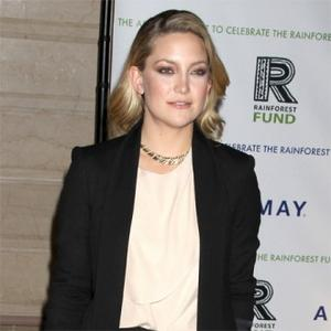 Kate Hudson Gets Regular Exercise