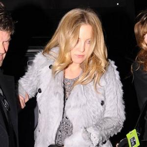 Kate Hudson Admires Stylish Kate Moss