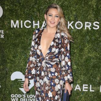 Kate Hudson's family's huge work ethic