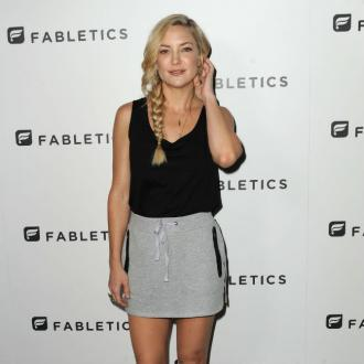 Kate Hudson threw out parenting manuals