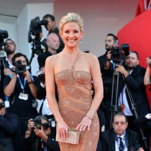 Kate Hudson Brings The Glamour To Venice Film Festival