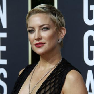 Kate Hudson Almost At Goal Weight