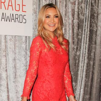 Kate Hudson Works Her 'Ass Off' To Stay Slim