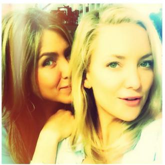 Kate Hudson Wants Jennifer Aniston On Instagram