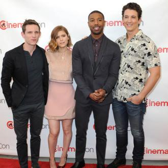 Kate Mara: Fantastic Four Is Grounded