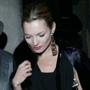 Kate Moss Taking Horny Pills