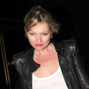 Kate Moss Hires Help For Haunted House