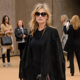 Kate Moss saves clothes for daughter