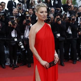 Kate Moss Won't Go To Shows After Champagne Snub