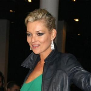 Kate Moss Not Finished With Green