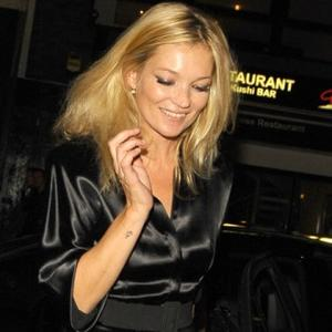 Kate Moss' New Year's Dilemma