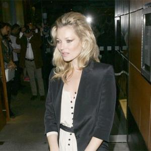 Kate Moss Develops Taste For Cooking