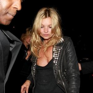 Kate Moss Planning Festive Ballroom Party