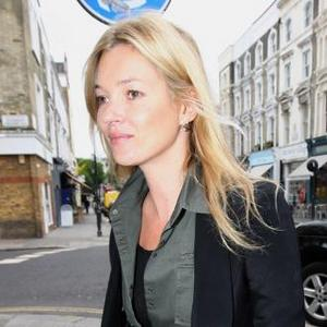 Kate Moss Prefers Natural Beauty