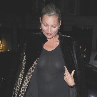 Kate Moss was pressured as a young model