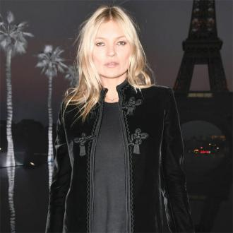 Kate Moss stars in first Giorgio Armani campaign