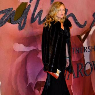 Kate Moss loves shopping at vintage stores