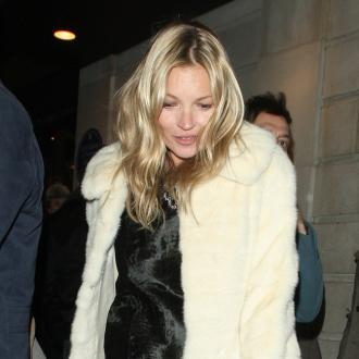 Kate Moss Loves Giving Manicures