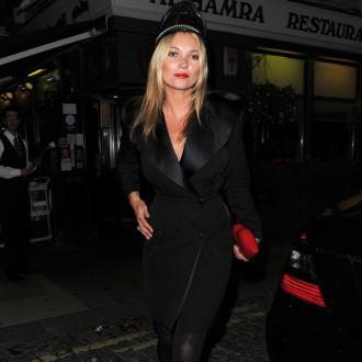 Kate Moss' Stuart Weitzman Campaign Debuts