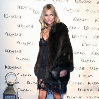 Kate Moss To Record Song For 40th Birthday