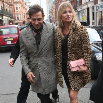 Kate Moss Angers Diners With 40th Birthday Bash