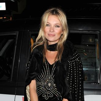 Rock 'N' Roll Kate Moss Is A 'Muse'