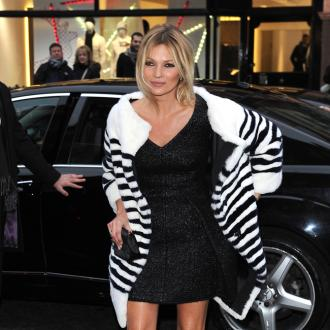Kate Moss 'Flirts' With Prince William