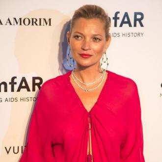 Kate Moss Helps Sister With Exam Studies