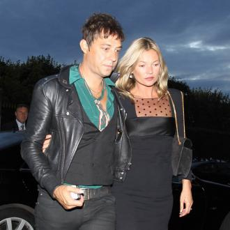 Kate Moss' Husband Has Separation Anxiety