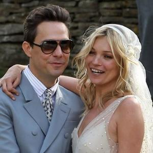 Kate Moss Embarrassed By Best Man's Speech