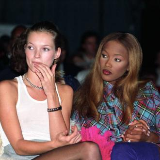 Naomi Campbell Praises 'Little Sister' Kate Moss On Her Birthday