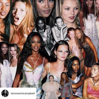 Naomi Campbell shares heartfelt message to Kate Moss on her birthday