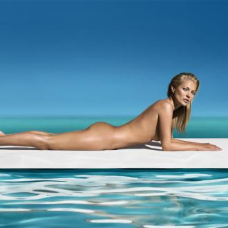 Kate Moss Becomes Face And Body Of St.tropez