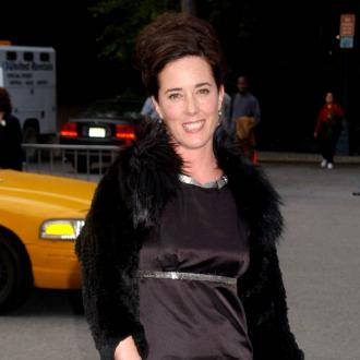 Kate Spade's husband feels her 'presence'