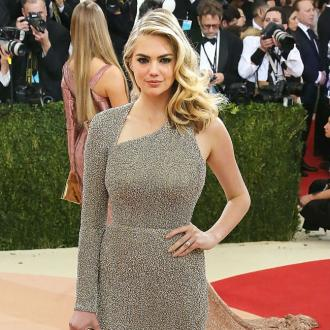 Kate Upton 'Inspires Girls' To Push Harder At The Gym