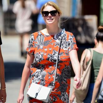 Kate Upton spends three days pampering herself