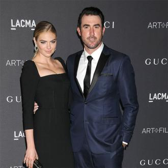 Kate Upton and Justin Verlander were late to their own wedding