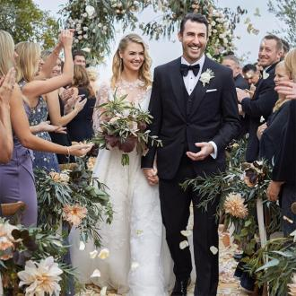 Kate Upton feels 'lucky' to be married to Justin Verlander
