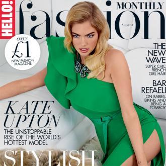 Kate Upton's tanning habit