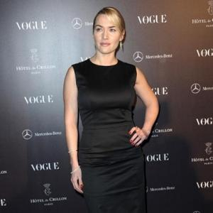 Kate Winslet Says Leonardo Is Her 'Rock'