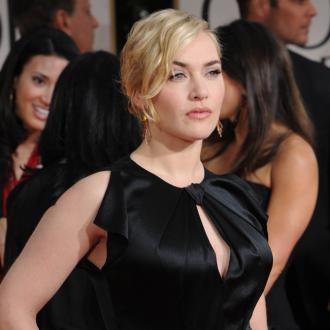 Kate Winslet shares beauty products with daughter