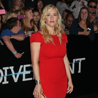 Kate Winslet Did Divergent Stunts While Pregnant